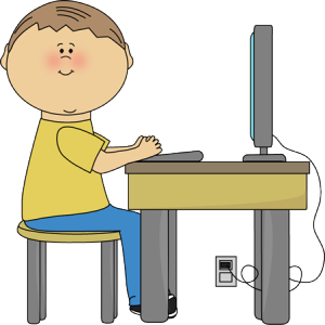 student-using-computer